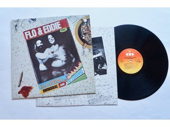 ** Flo & Eddie ‎– Illegal, Immoral And Fattening **