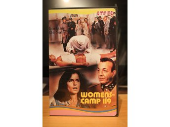 Womens Camp 119 - Big Box, Dutch, Empire, VHS
