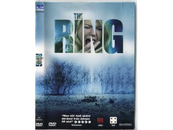 The Ring 2002 DVD (Plastficka)
