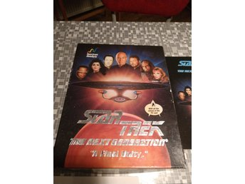 Star Trek the Next Generation: a Final Unity  -  BIG BOX