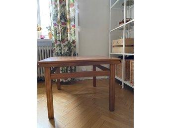 Soffbord i teak (416660786) ᐈ Köp på Tradera