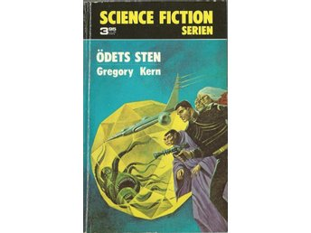 Ödets sten - Kern - Science Fiction Serien Nr. 10