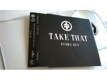 Take That - Every Guy, CD, Single, Promo