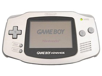 Gameboy Advance - Silver - Gameboy Advance - Varberg - Gameboy Advance - Silver - Gameboy Advance - Varberg