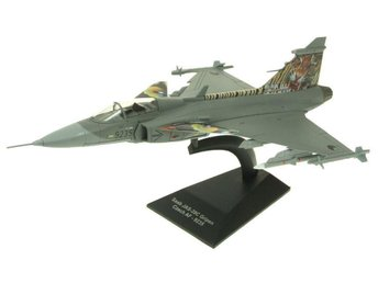 Czech SAAB Gripen - c/no. 9237 - Tiger Meet - 1/72 scale