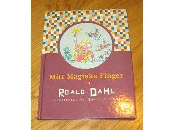 Mitt magiska finger Roald Dahl - Surahammar - Mitt magiska finger Roald Dahl - Surahammar