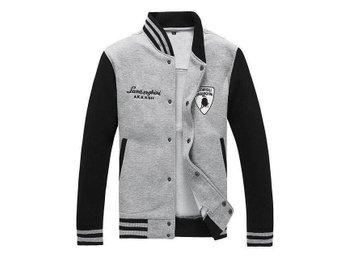 sweatshirts, tröja, jacka. bomull jacka, grå. sista. L/XL - Sundsvall - sweatshirts, tröja, jacka. bomull jacka, grå. sista. L/XL - Sundsvall
