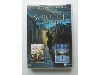DVD - Christmas Classics Scrooge