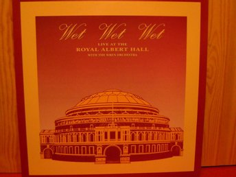 Wet Wet Wet.Live at the Royal Albert Hall.U.K. 1993
