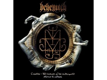 BEHEMOTH-Chaotica-The Essence Of The Underworld-LTD Numbered Digi 2 CD 1999