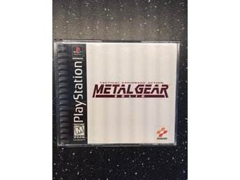 Metal Gear Solid Ntsc