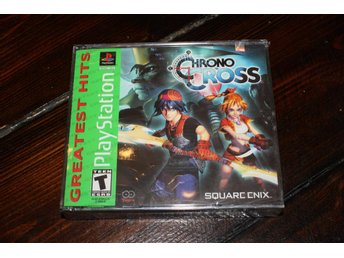 PS1 - Chrono Cross (Greatest Hits) (NTSC) /NYTT
