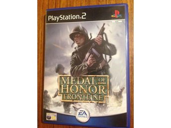 Medal of Honor - Frontline - PS 2