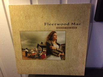Fleetwood Mac – Behind The Mask  7599-26111-1   Germany