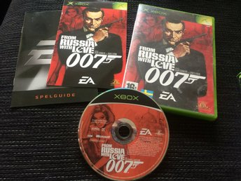 007 From Russia with Love xbox