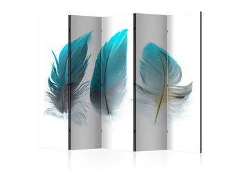Rumsavdelare - Blue Feathers II Room Dividers 225x172