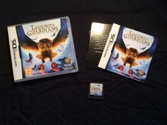 LEGENDS OF THE GUARDIANS THE OWLS OF GAHOOLE NINTENDO DS