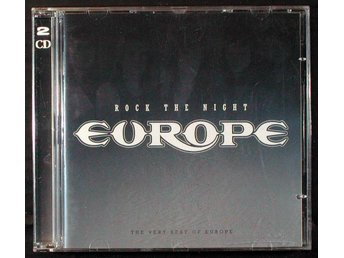 EUROPE - ROCK THE NIGHT     2 CD