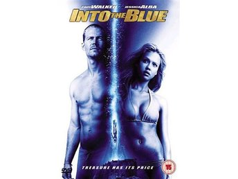 Into The Blue - Paul Walker, Jessica Alba - DVD