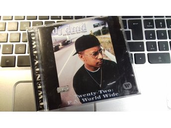 DJ DMD - Twenty-Two: P.A. World Wide - CD 1999 - M- Nyskick