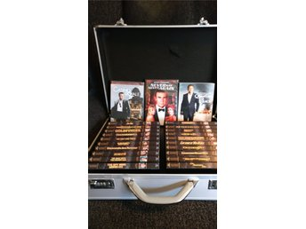 James Bond - Ultimate DVD Collection + 3 extra DVD