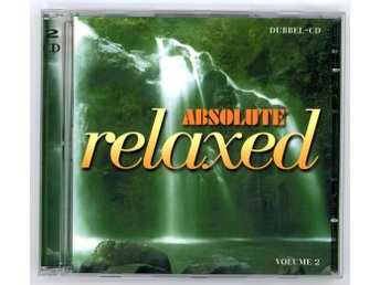 Absolute Relaxed volym 2 dubbel-CD