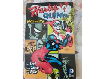 Harley Quinn - Night and Day [TPB]