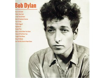 BOB DYLAN - BOB DYLAN (LTD EDT) LP