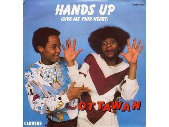 HANDS UP OTTAWAN