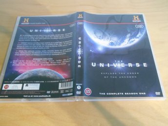 DVD BOX - The Universe - 3 disc