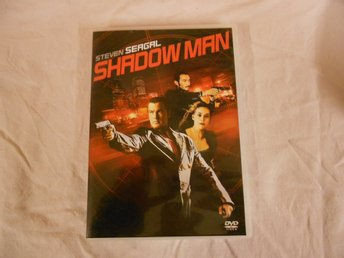 Shadow man, Steven Seagal, action  DVD