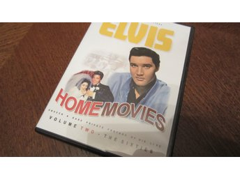 "Elvis Presley DVD: ""Home Movies of Elvis- 60´s"""