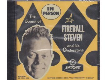 CD Fireball Steven