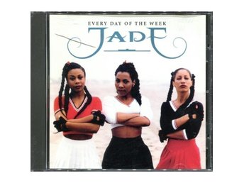 Jade - Every Day Of The Week - 1994 - Promo - CD