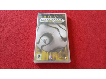 CHAMPIONSHIP MANAGER 2006 till Sony PSP