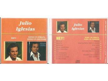 JULIO IGLESIAS - Hey!/ Sono Un Pirata Sono Un Signore (CD) - Minsk - JULIO IGLESIAS - Hey!/ Sono Un Pirata Sono Un Signore (CD) - Minsk