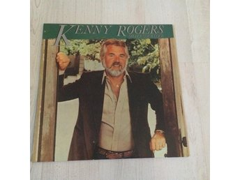 KENNY ROGERS - SARE YOUR LOVE. (MVG LP)