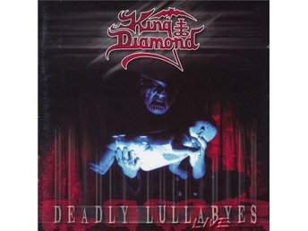 KING DIAMOND - DEADLY LULLABYES. 2xCD