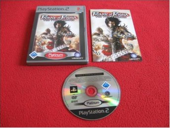 PRINCE OF PERSIA THE TWO THRONES till Playstation 2 PS2