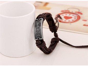 Armband Läder Viking Sweden - Stigen - Armband Läder Viking Sweden - Stigen
