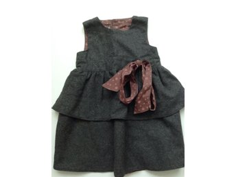 Miniature Mini a Ture st 98 klassisk ull klänning - Vällingby - Miniature Mini a Ture st 98 klassisk ull klänning - Vällingby