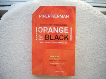 BOK PIPER KERMAN *ORANGE IS THE NEW BLACK*