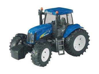 Bruder - New Holland Tractor (3020) - Varberg - Bruder - New Holland Tractor (3020) - Varberg