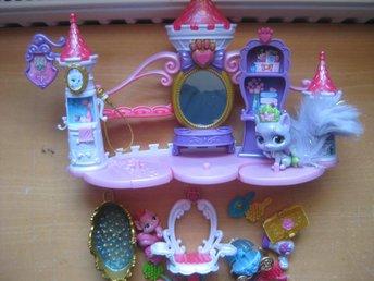 Disney Palace Pets Figurer med lekset - Uddevalla - Disney Palace Pets Figurer med lekset - Uddevalla