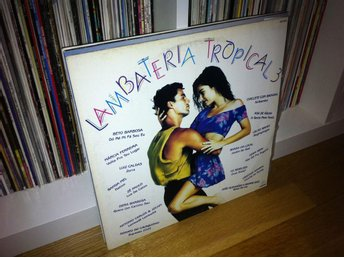 Lambateria Tropical 3 LP 1990 Brasilien