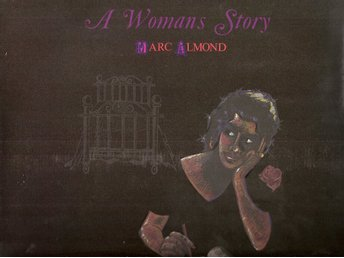"Marc Almond – A Woman's Story – 7 track 12"" vinyl EP"