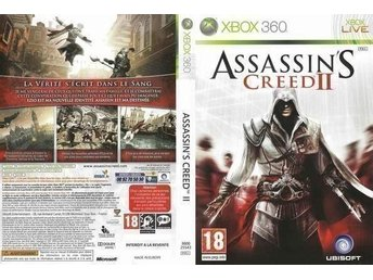 Assassins Creed 2 - xbox 360