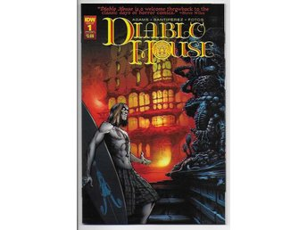Diablo House # 1 Cover A NM Ny Import