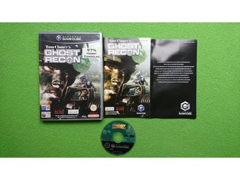 Tom Clancys Ghost Recon KOMPLETT Nintendo Game Cube