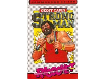 C64 - Geoff Capes : Strong Man (K)